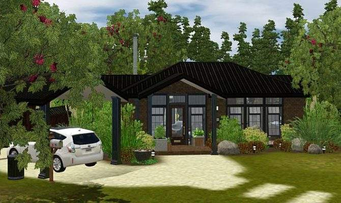 Sims Blog Small House Simplicity