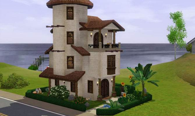 Sims Cool Houses House Building