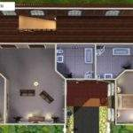 Sims Floor Plans Beach House Mod Mansion