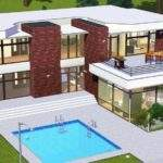 Sims House Plans Modern Inspirational Lovely Best