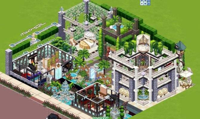 Sims Social News Cheats Mind Blowing House