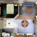 Sims Starter House Plans Ledomus Home Plan