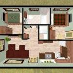 Small Bedroom House Plans Style