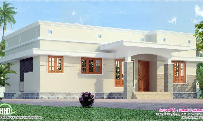 Small Budget Home Plans Design Kerala