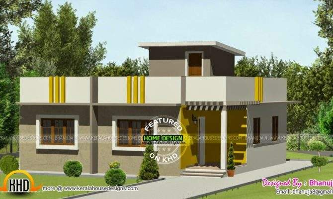 Small Budget House Plan Kerala Home Design Siddu Buzz