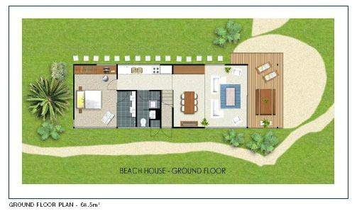 Small Coastal Cottage House Plans Morespoons