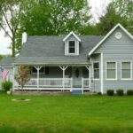 Small Colonial Style Homes Variety