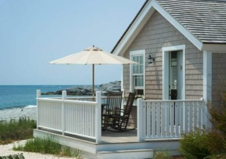 Small Cottage Beach House Plans