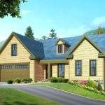 Small Cottage Plans Attached Garage Design Your Home Awesome