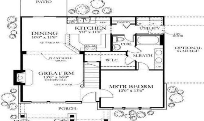 Small Country Home Floor Plans Barn Homes