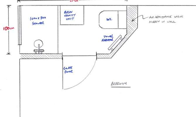 Small Ensuite Plans Interior Design