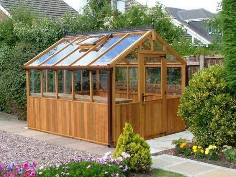 Small Green House Plans