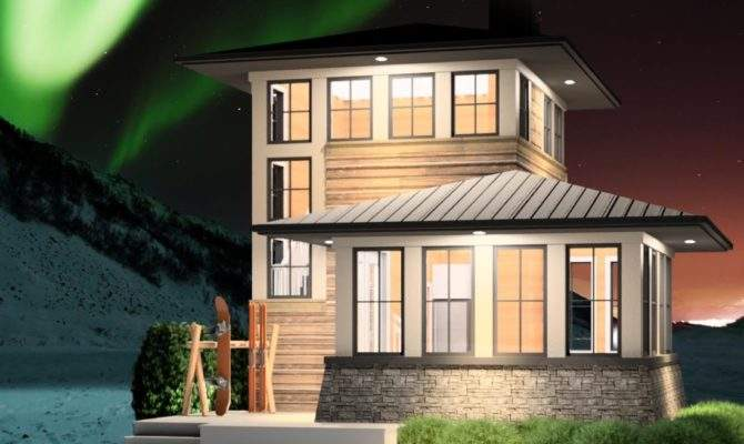 Small House Design North West Territories Robinson