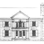Small House Drawings Custom Home Ideas Concepts
