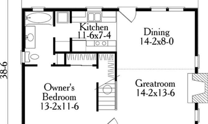 Small House Floor Plans Country