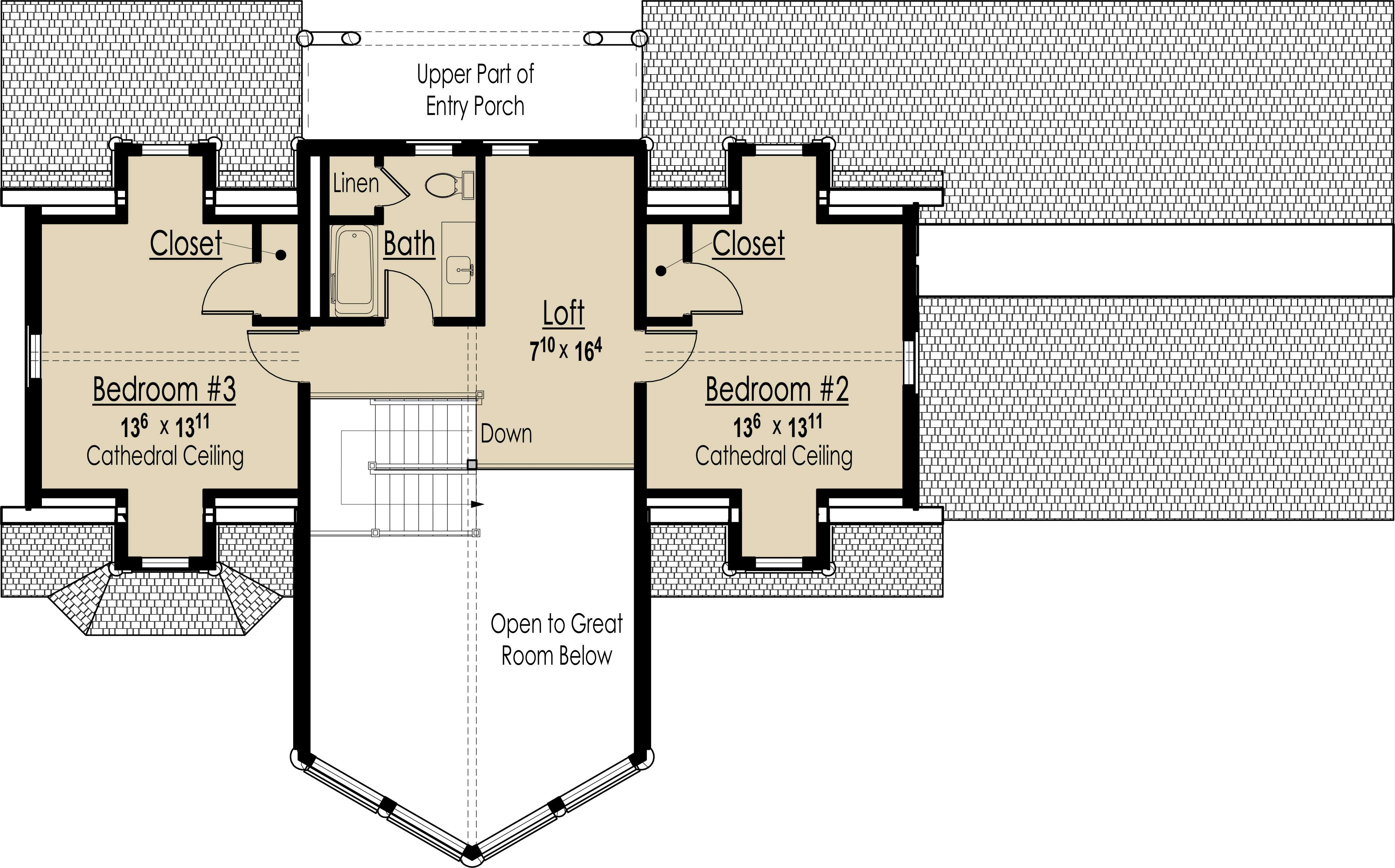 Small House Floor Plans Home Design Scrappy