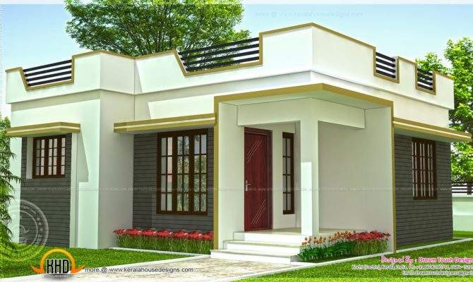 Small House Kerala Square Feet Indian Plans