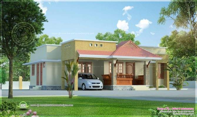 Small House Plan Kerala Style Design Ideas