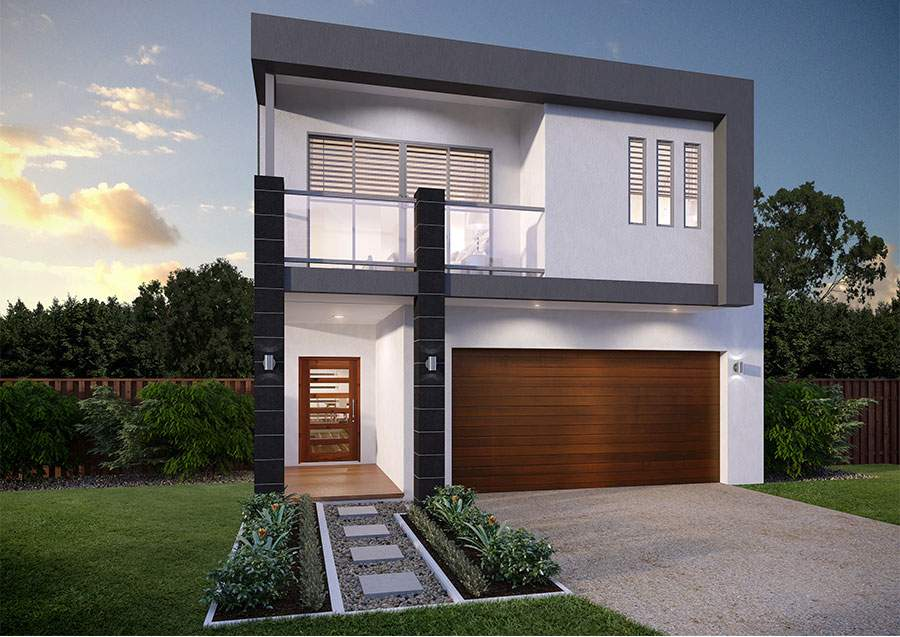 Small Lot Home Design Beethoven Urban Homes
