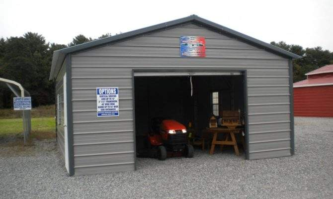 Small Metal Carport Garage Iimajackrussell Garages
