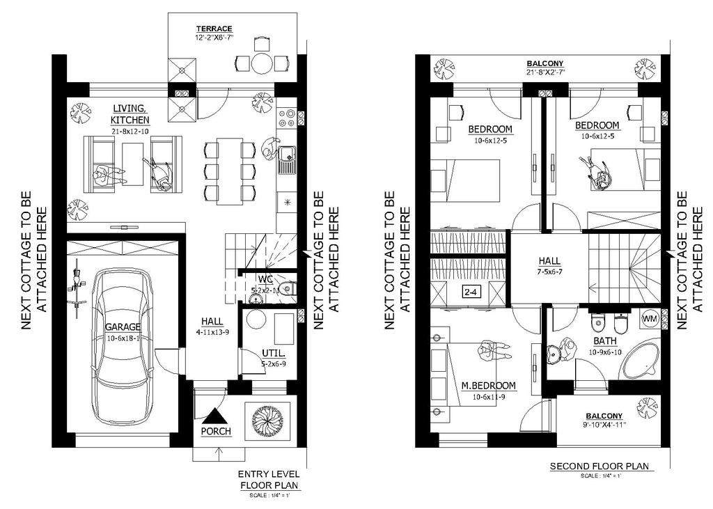 Small Modern House Plans Under Luxury