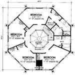Small Octagon House Plans Joy Studio Design