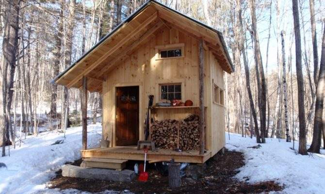 Small Rustic Cabin Country Living Style Homesfeed