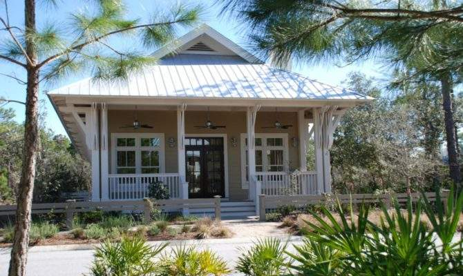Small Seaside Cottage Plans Beach House