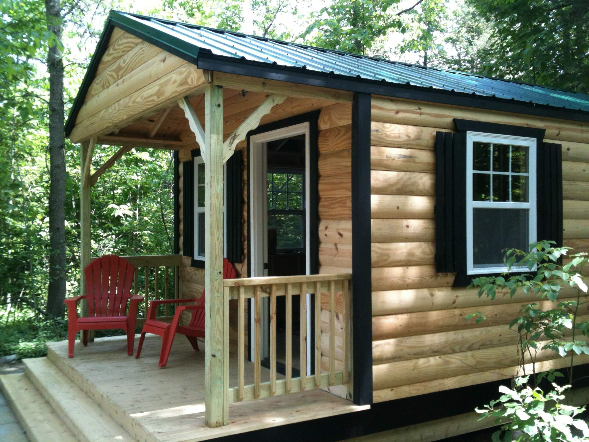 Smart Choice Any Hunting Camp Lodge Our Portable Prefab