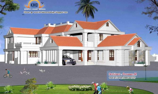Some Kerala Style Sweet Home Designs