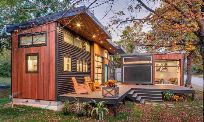 South Fayetteville Home Featured Tiny House Nation