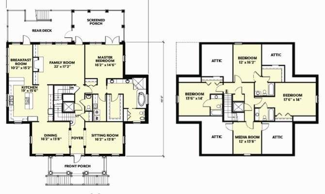 Southern Living Simple House Plans