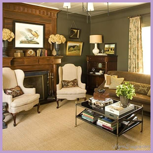 Southern Style Living Rooms Homedesigns