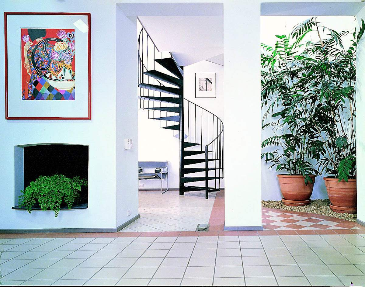 Space Saving Spiral Stairs Also Stair Currrently