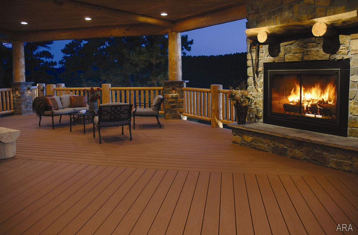 Spaces Courtyards Patios Decks Great Outdoor Living Have