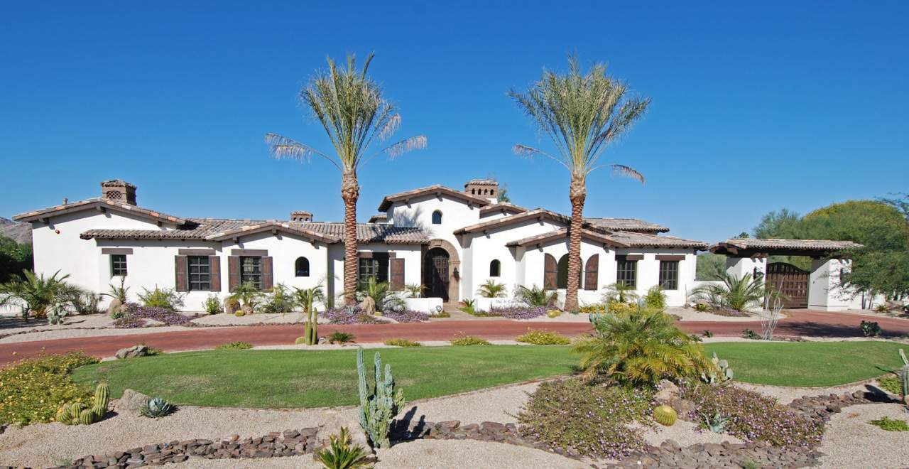 Spanish Colonial Style House Classic