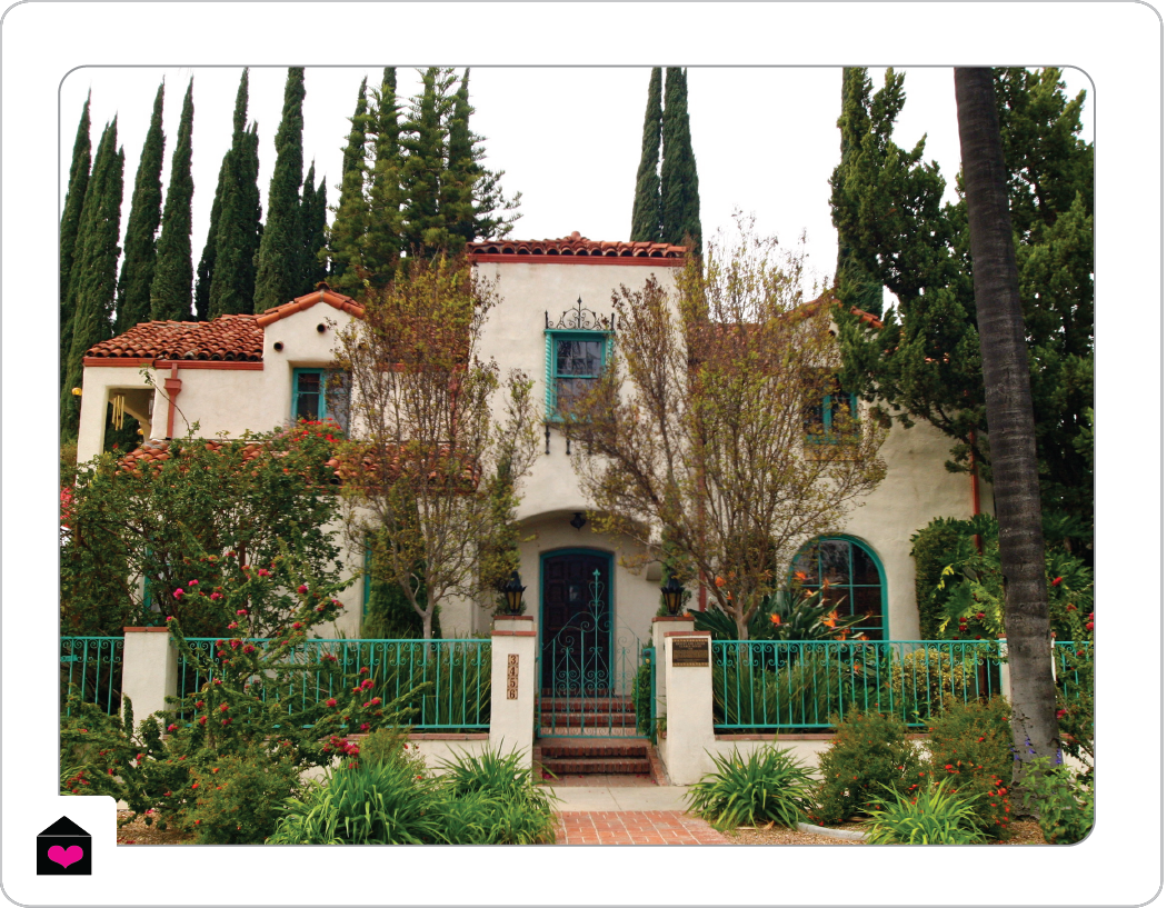Spanish Colonial Style House Diymid
