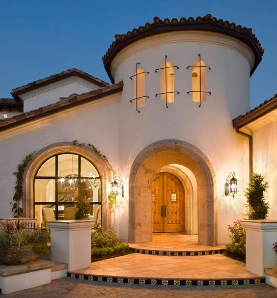 Spanish Style Houses California Home Design