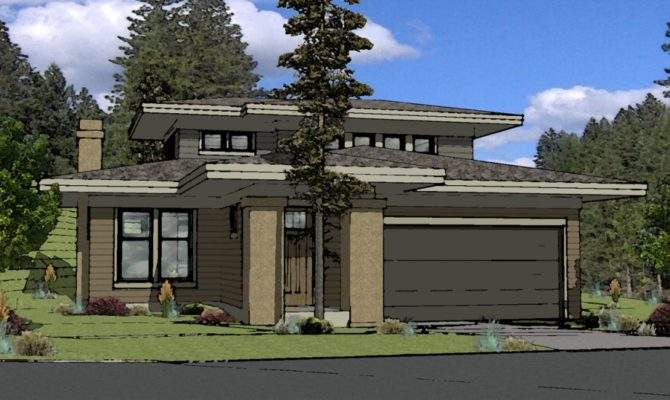 Special Small Prairie Style House Plans Design