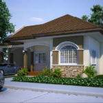 Spectacular One Storey Residential Design Home