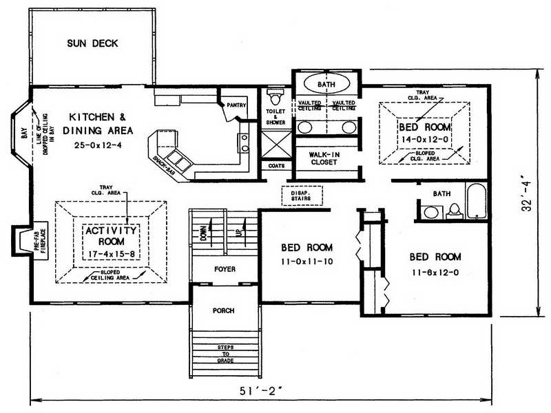 Split Level Floor Plans Home Modern