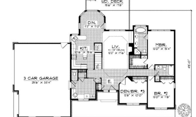 Square Feet House Plan Design Plans