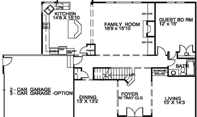 Square Feet House Plans Home Style