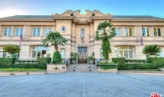 Square Foot Neoclassical Mansion Beverly Hills