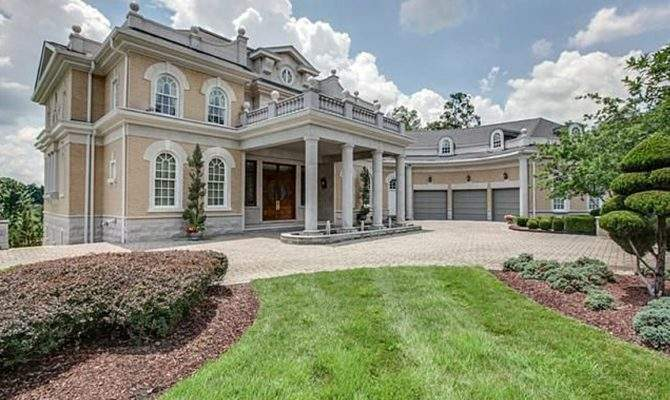 Square Foot Neoclassical Mansion Brentwood