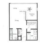 Square House Plans Foot Cabin