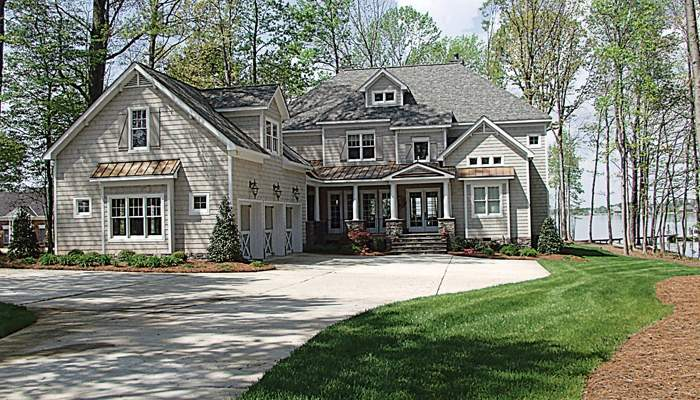 Stockhomeplans American Craftsman Style Homes