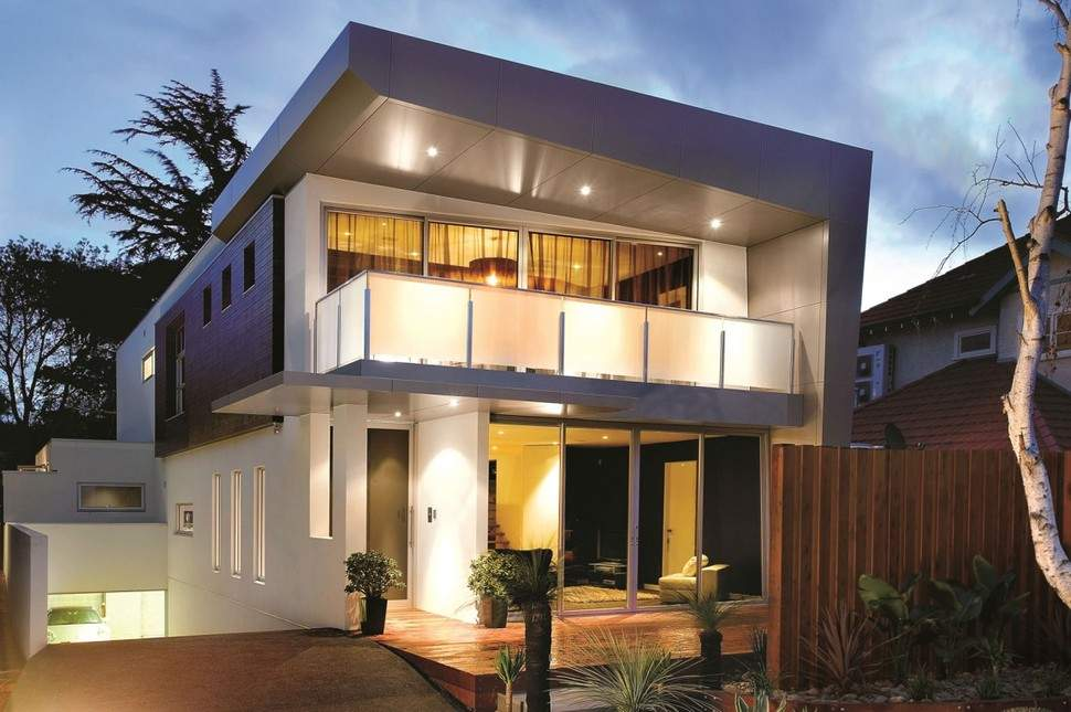 Storey Modern House Timeless Design