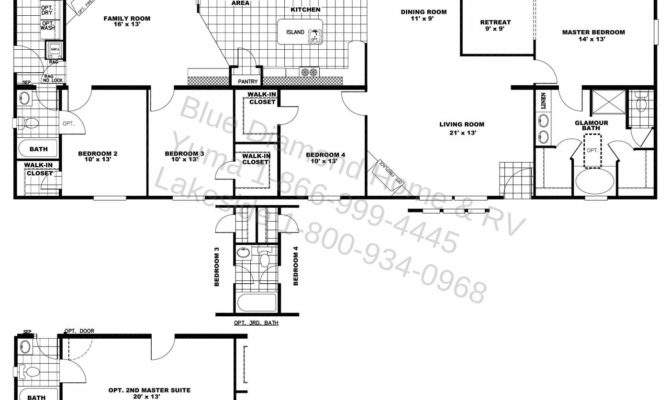 Story House Plans Two Master Suites Home Deco