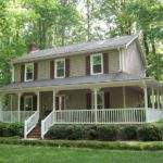 Story House Plans Wrap Around Porch Collect Now